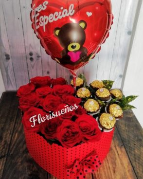 Arreglo Amor y Aniversario 3A12